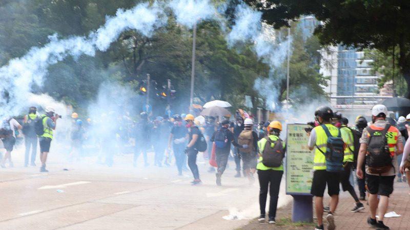 袁斌:中共可能派武警公安对香港实行警管