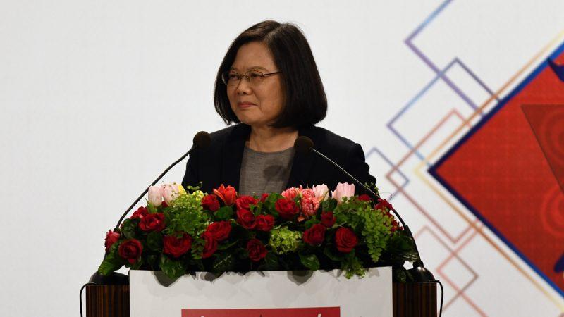 中共暂停赴台行 蔡英文: 观光不应被政治化