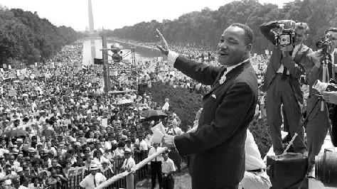 可心:川普推崇马丁路德金之梦与香港反送中