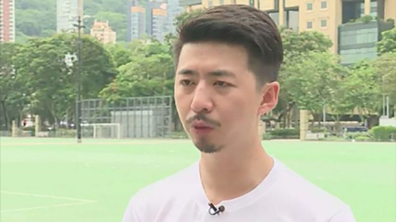 北京律師肉身翻牆 赴港直播引熱議
