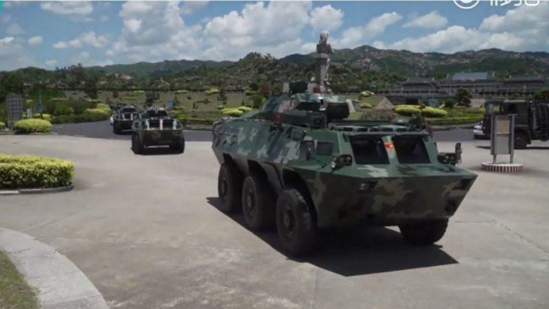 傳習近平發對港命令 武警已大規模集結深圳