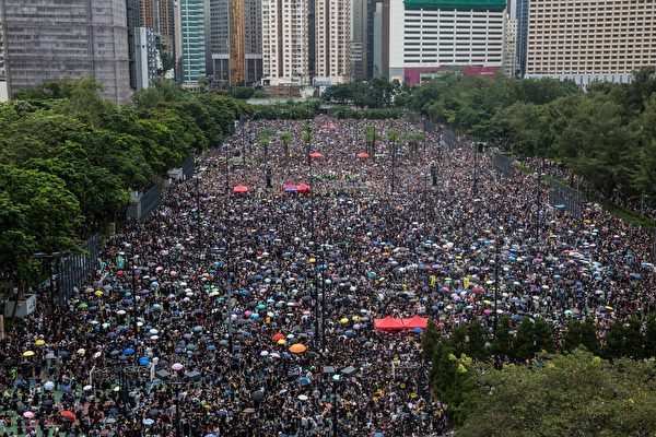 夏小強:香港問題川普強硬發聲效果明顯