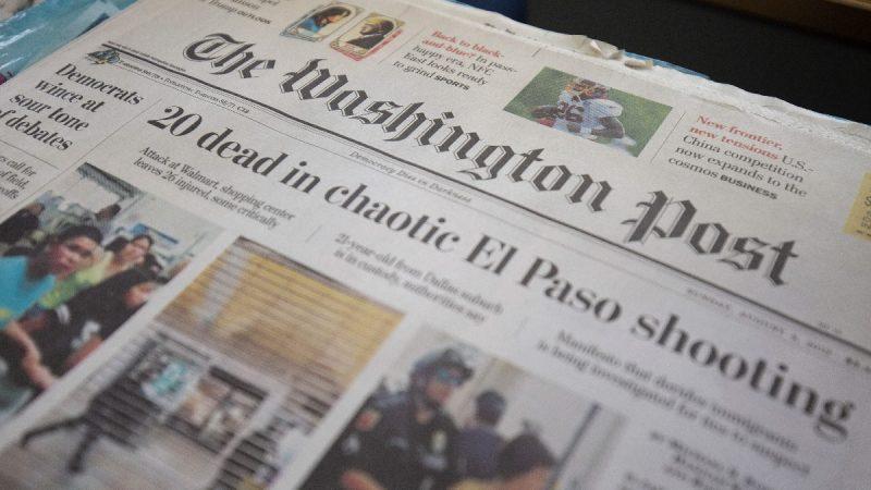 川普斥假新闻试图搞垮经济 阻其赢得连任