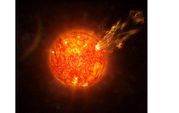 NASA首次观测到星际冲击波