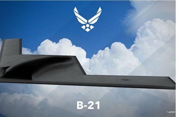 借鑒B-2技術 B-21轟炸機從研製到首飛僅6年