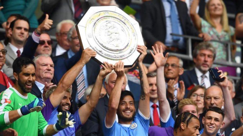 英格兰社区盾:曼城点球击败利物浦夺冠