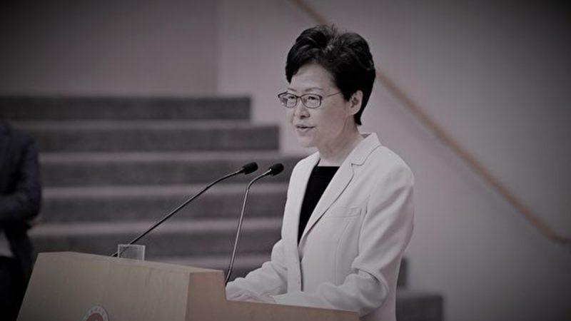 林郑拟立《紧急法》镇压 被怒轰