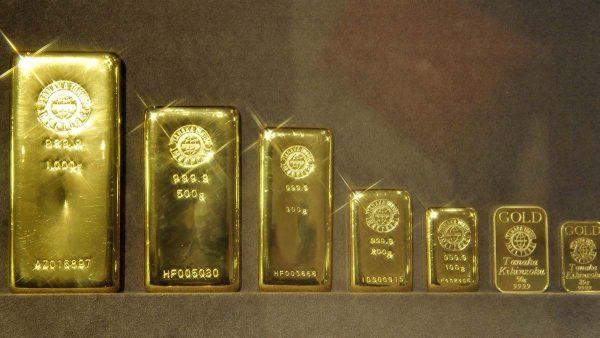 扰乱全球黄金产业 巨额假金条被曝源自中国