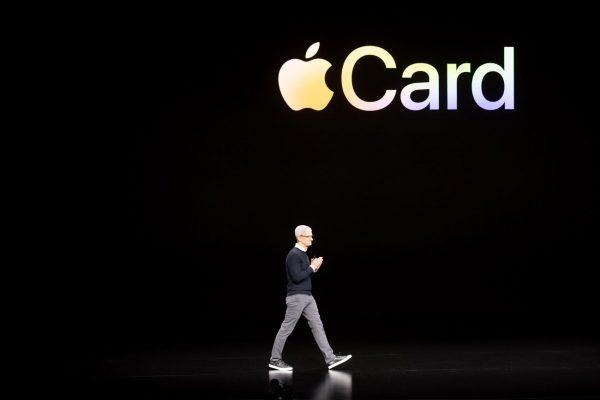 苹果8月将推出信用卡Apple Card