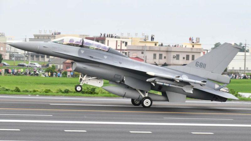 美售台F-16V战机释强烈信号 学者:北京报复手段有限