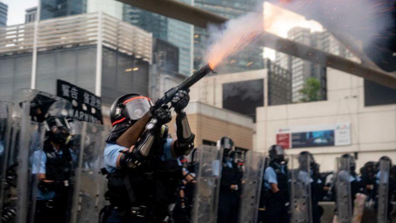 反送中上诉成功 香港旺角游行3日下午登场