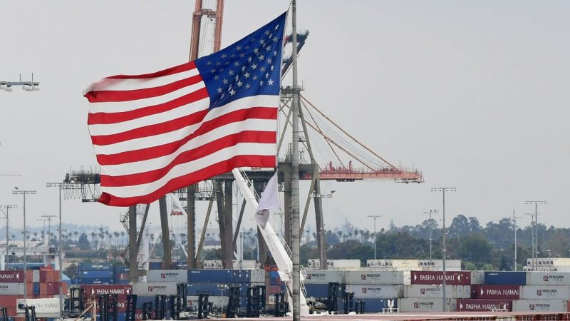 美中贸易战迄今哪些国家受益?