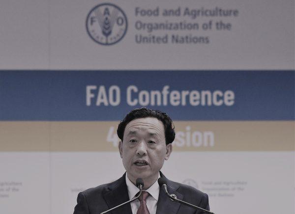 中共官員任聯合國糧農組織總幹事 當選內幕曝光