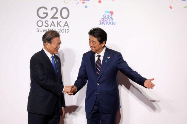 韓提撤限貿換軍情 日:兩者不同層次問題