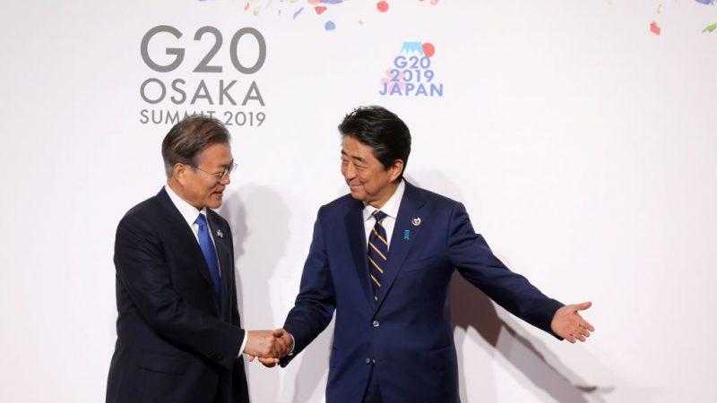韓日貿戰升級 美官員:不僅中共得利 削弱因應朝鮮危機