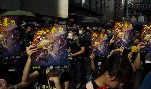 猶如平行時空 北京版香港故事為何與全世界不同