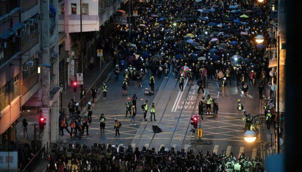 未來數日 香港「反送中」活動一覽