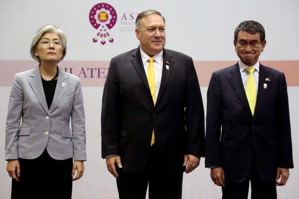日韓互刪貿易「白名單」 兩國陷55年來外交困局