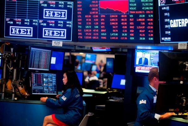 高盛:标普指数年底前可再涨7.6%