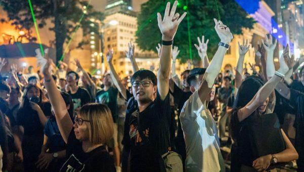香港抗爭者致內地同胞書