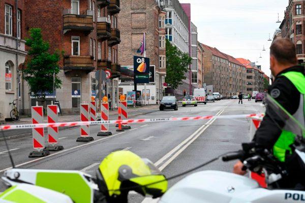 4天2起 丹麥首都警局外發生爆炸