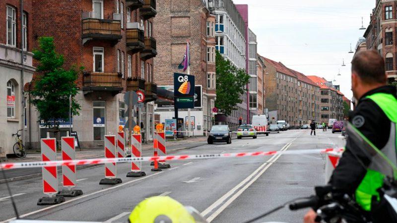 4天2起 丹麦首都警局外发生爆炸
