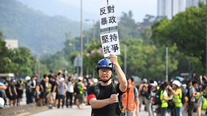 【直播回放】8.11反送中活动 警方施放催泪弹