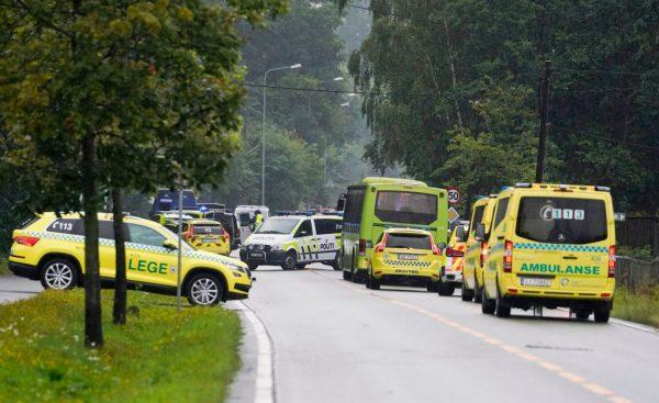 闖挪威清真寺 一白人槍手開槍掃射