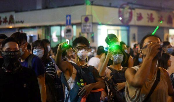 反送中再登《时代》封面:保卫香港灵魂之战