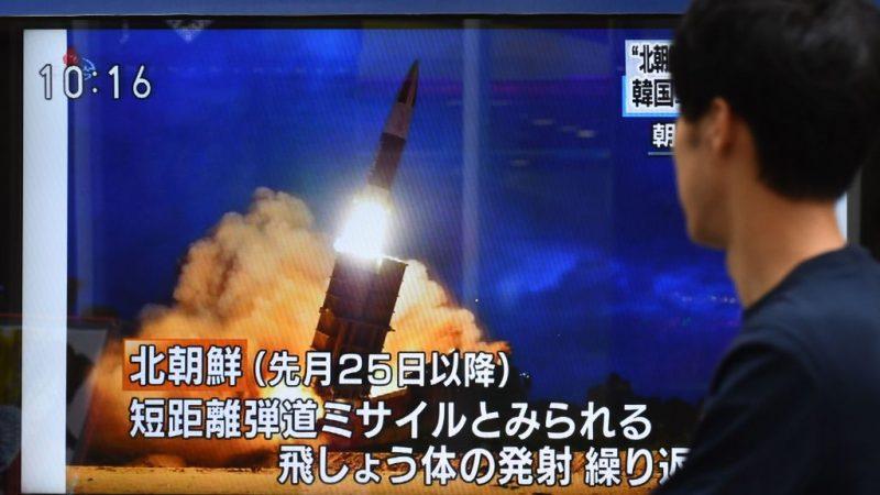 朝鲜今晨再发射两枚飞弹 不到2个月射弹7次