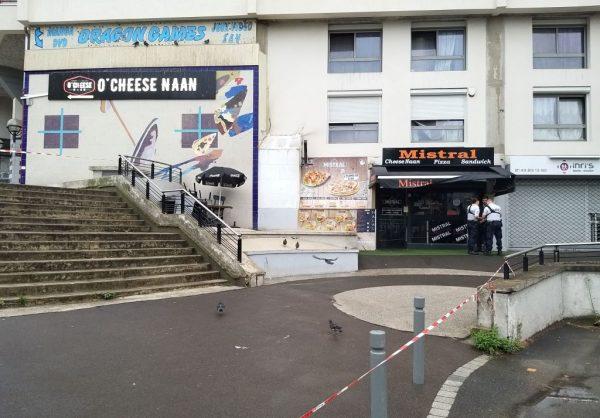 不耐点餐久候 法国男暴怒枪杀服务员被捕