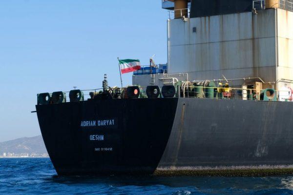 伊朗油輪航行飄忽疑駛往敘利亞 美再祭制裁