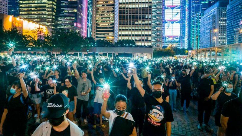 港學界罷課兩週 暫不參與林鄭對話