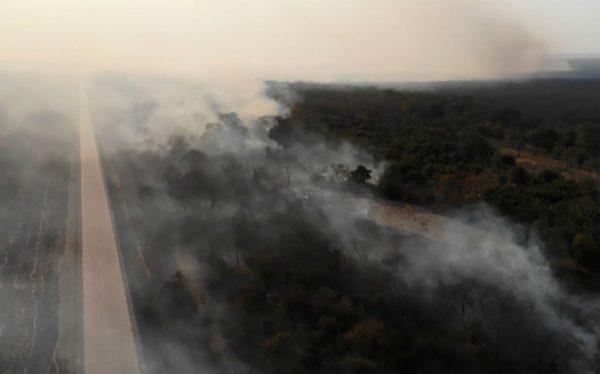 G7金援灭火 巴西总统:意图使亚马逊归国际