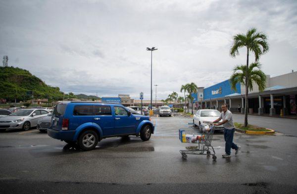 颶風多利安續增強 佛州進入緊急狀態 居民備糧