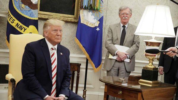 美不在乎贸战短期冲击 川普:必须对抗中共