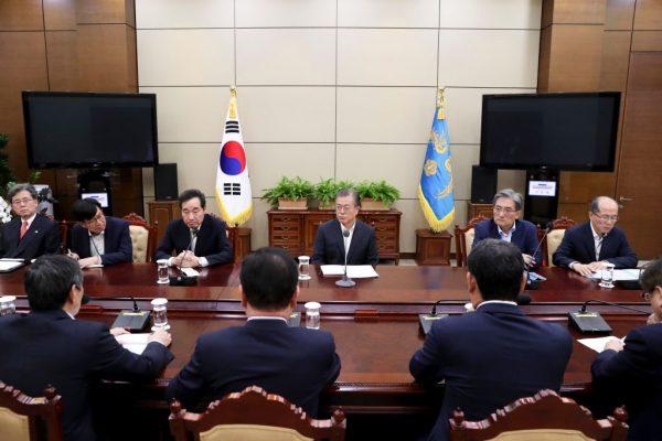 終止軍情協定 韓66位前外交官喻政府為「劫機犯」
