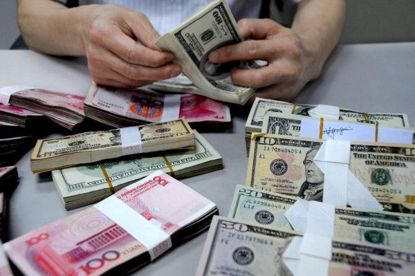 中美货币战 加速资金大逃亡?