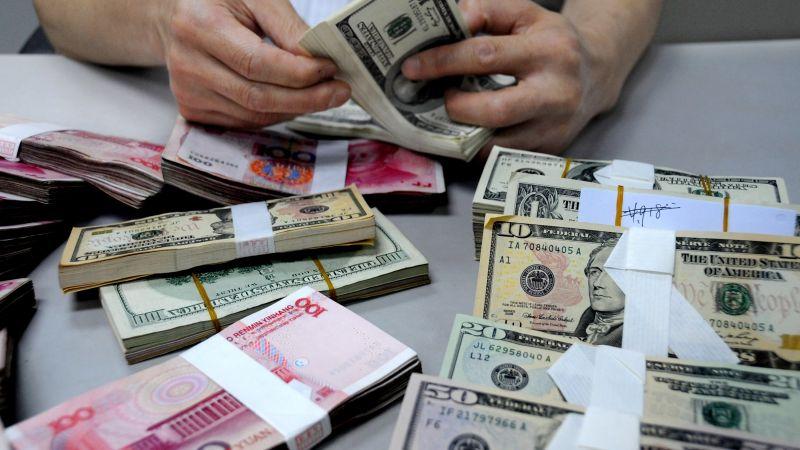 """人民币""""破7"""" 中国民众准备""""过冬""""?"""