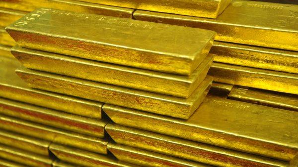 探密全球最大宝藏 7000吨金砖无人敢偷