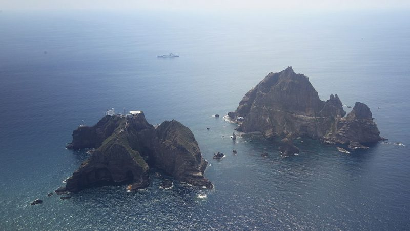日韩关系再生波 废除军事协定 韩军独岛演练