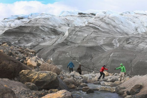 NASA格陵蘭放探測器 調查海洋如何影響融冰