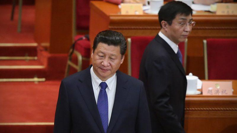 红三代暗批王沪宁是奸臣 中共搞白色恐怖