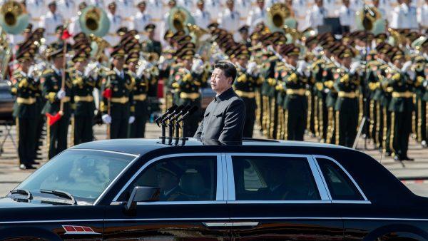 港媒:大抓捕与习十一阅兵有关 北京低估香港民意