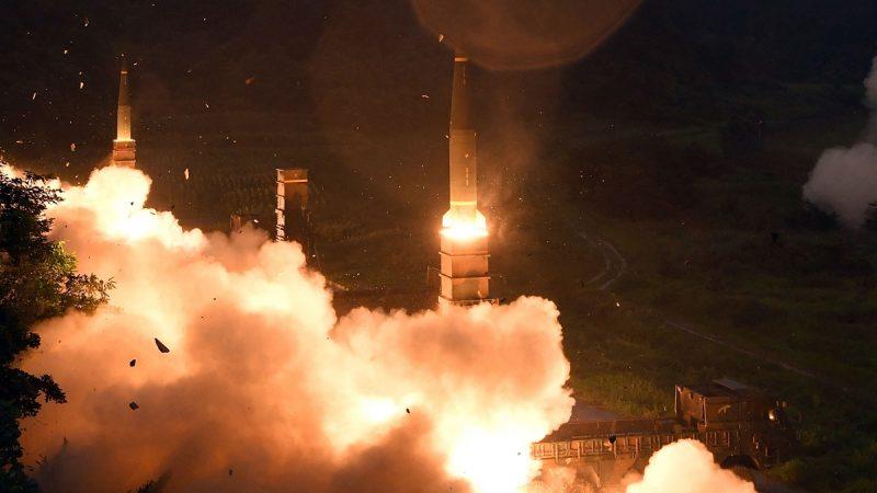朝鮮又發兩枚不明飛行物 13天內第4度