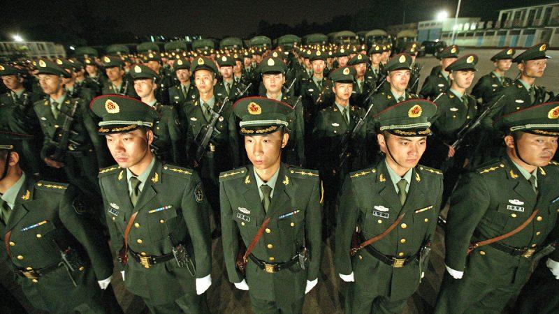 中共已祕密軍管香港?網曝大量便衣潛入香港