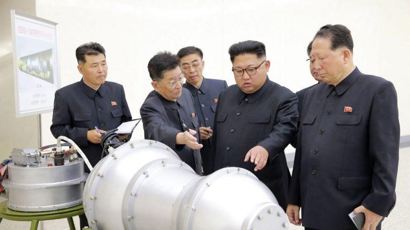 日媒:日年度防卫报告 朝鲜已微型化核弹头