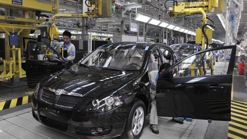 中國汽配大廠貿戰中倒下 14家車企被迫停產