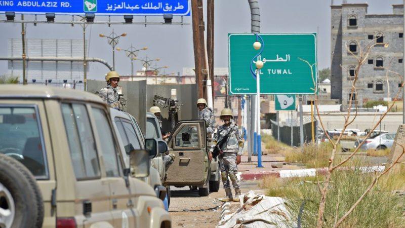 也门叛军锁定吉赞攻击 沙特拦截6枚飞弹