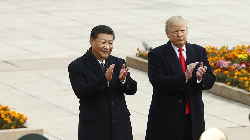 从北戴河打到中南海 川普知道北京有两个中央?
